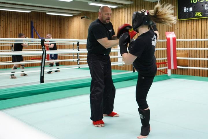 Kickboxtraining