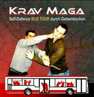km bus tour